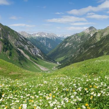 Rando-forme dans le Tyrol