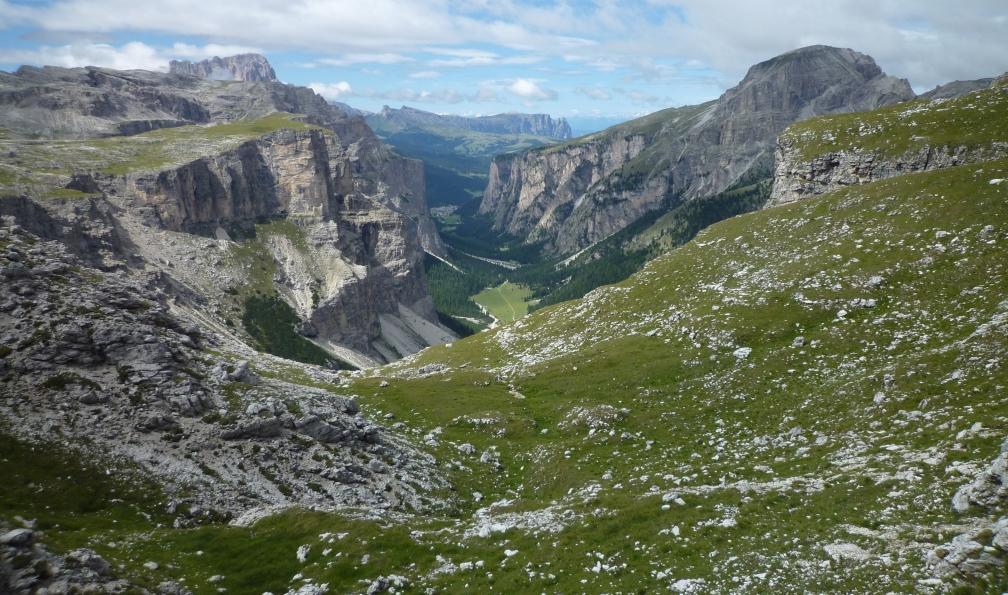 Image Trail des dolomites, la grande traversée