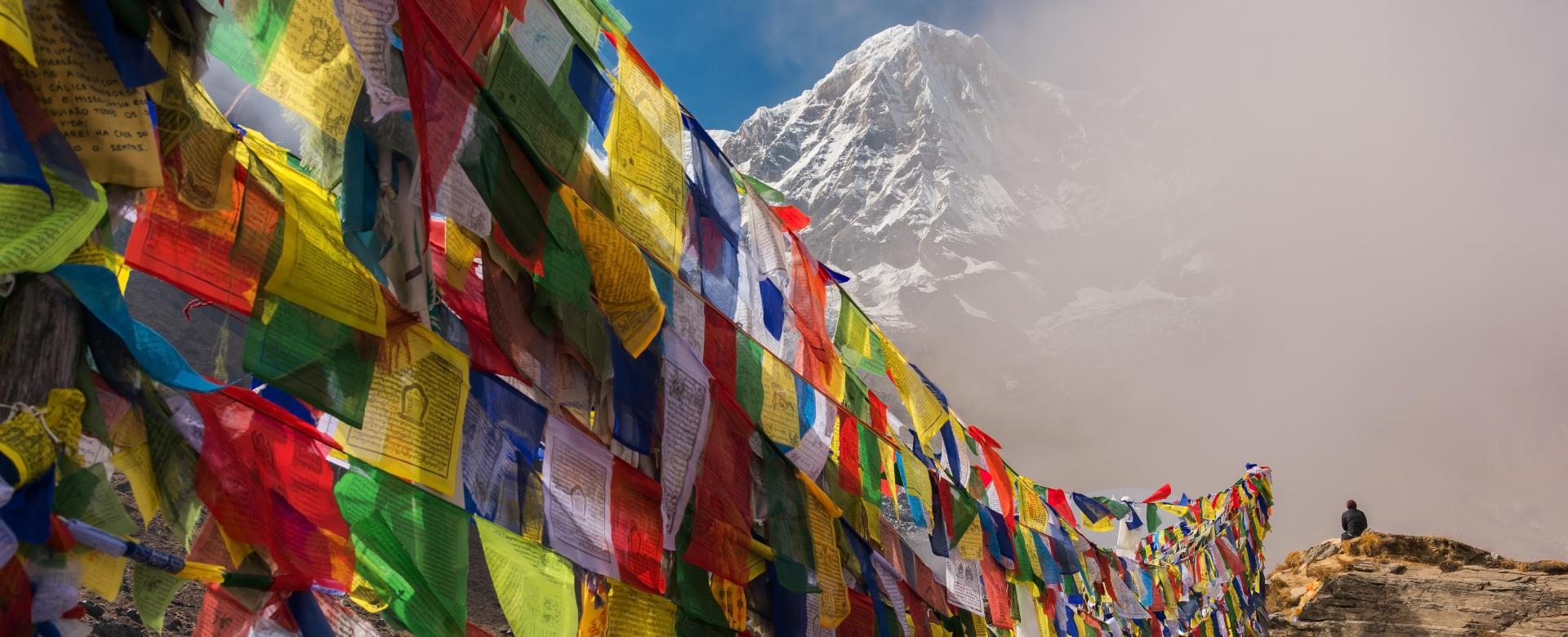 Voyage à pied : Le tour des annapurnas