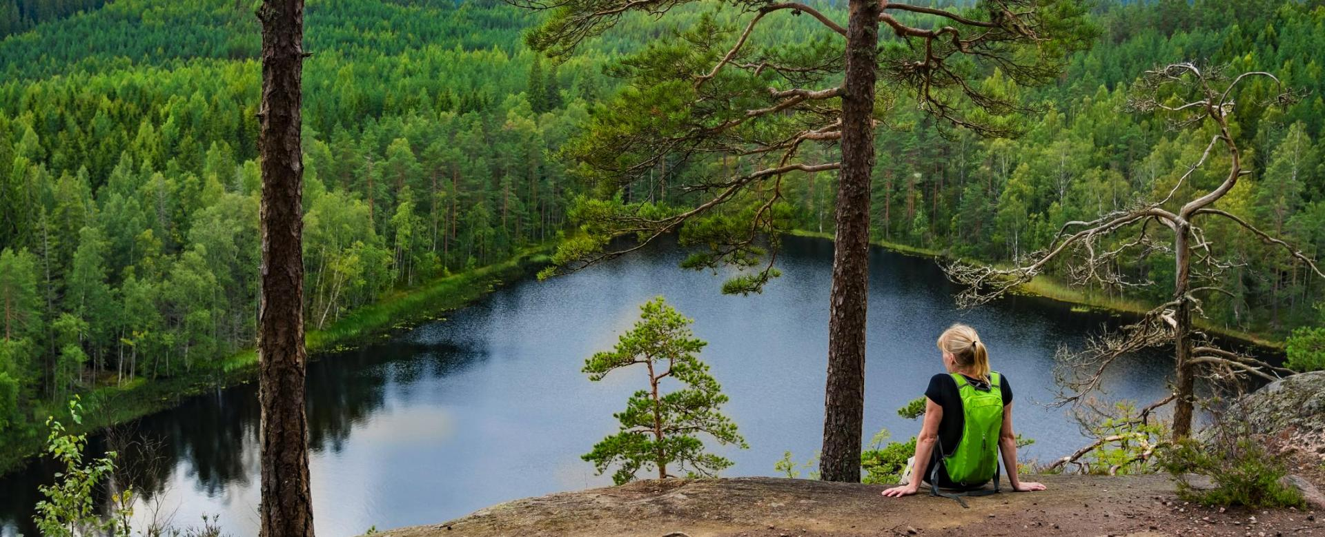 Voyage à pied : Finlande : Multiactivités à kiilopaa