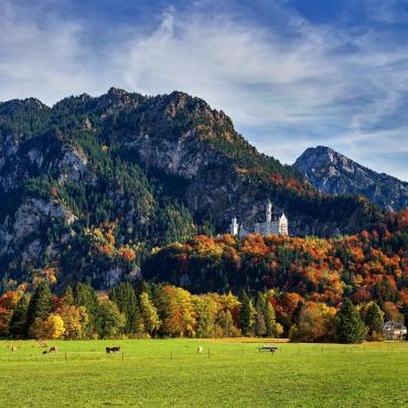 Tyrol et châteaux de Bavière