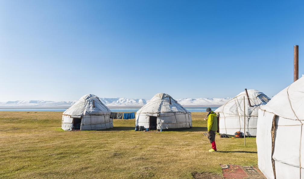 Image Kirghizie, aventure nomade