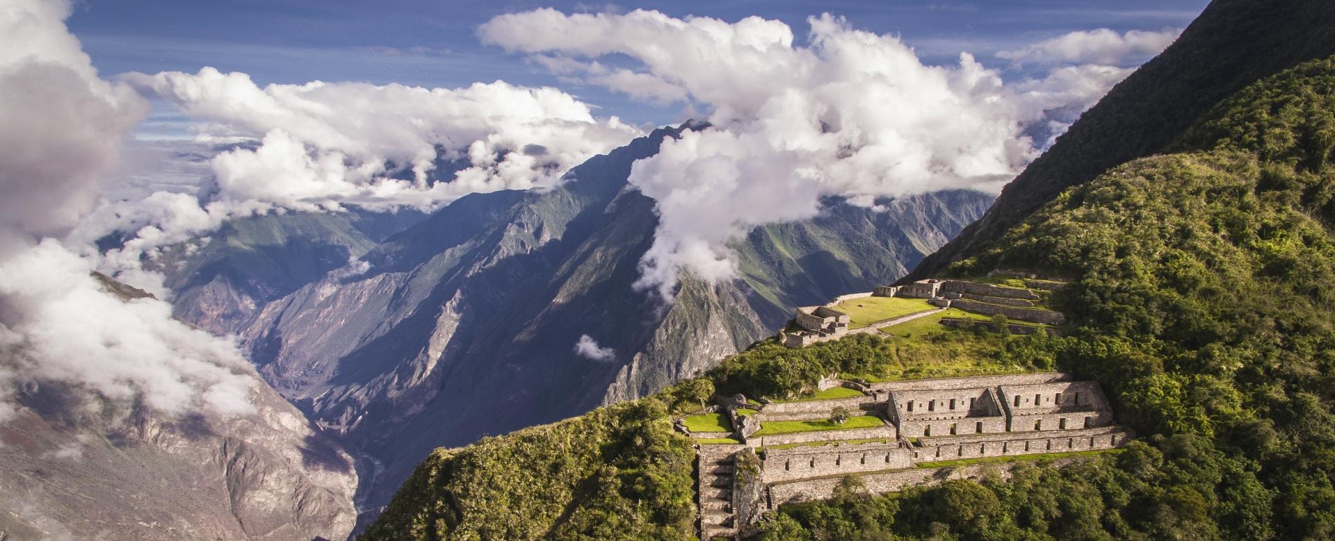 Voyage à pied : Le trek des citadelles incas