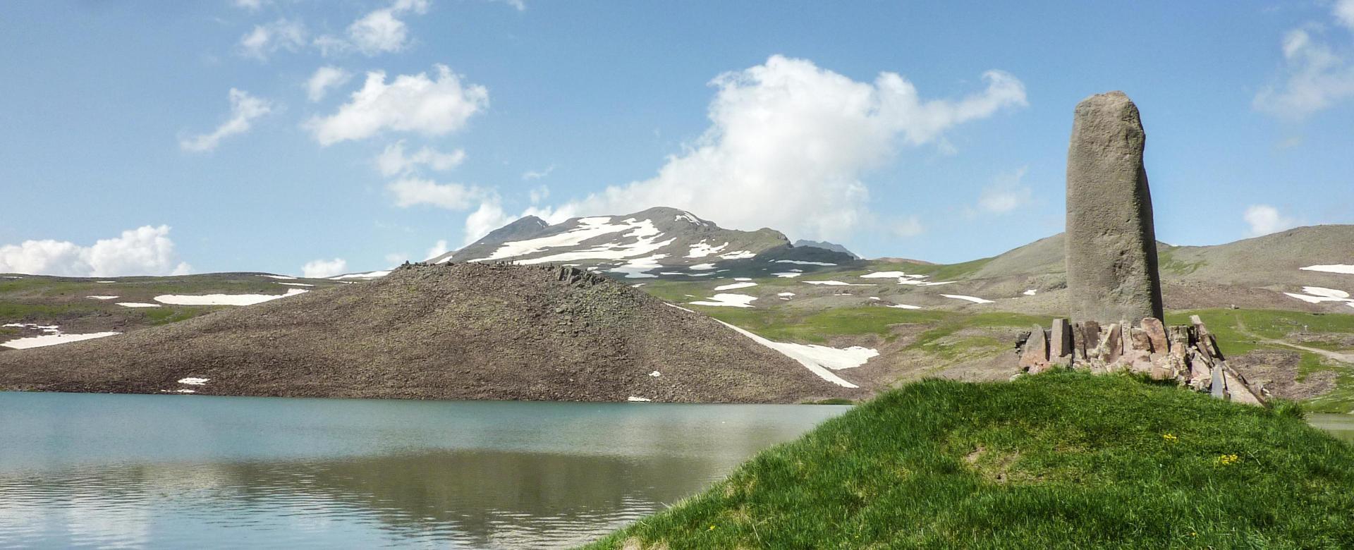 Voyage à pied : L'arménie et ses merveilles