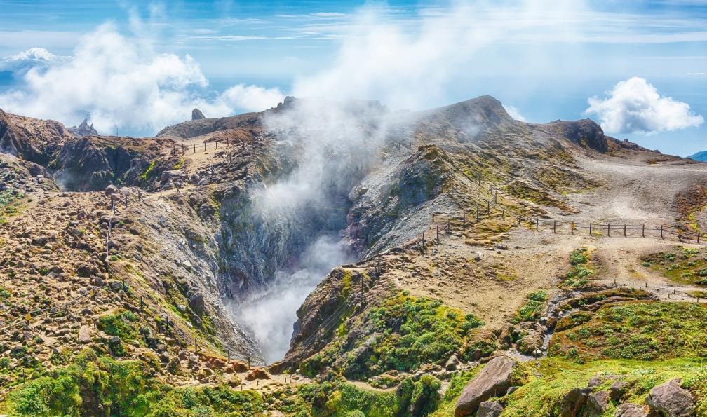 Image Guadeloupe, l'île nature