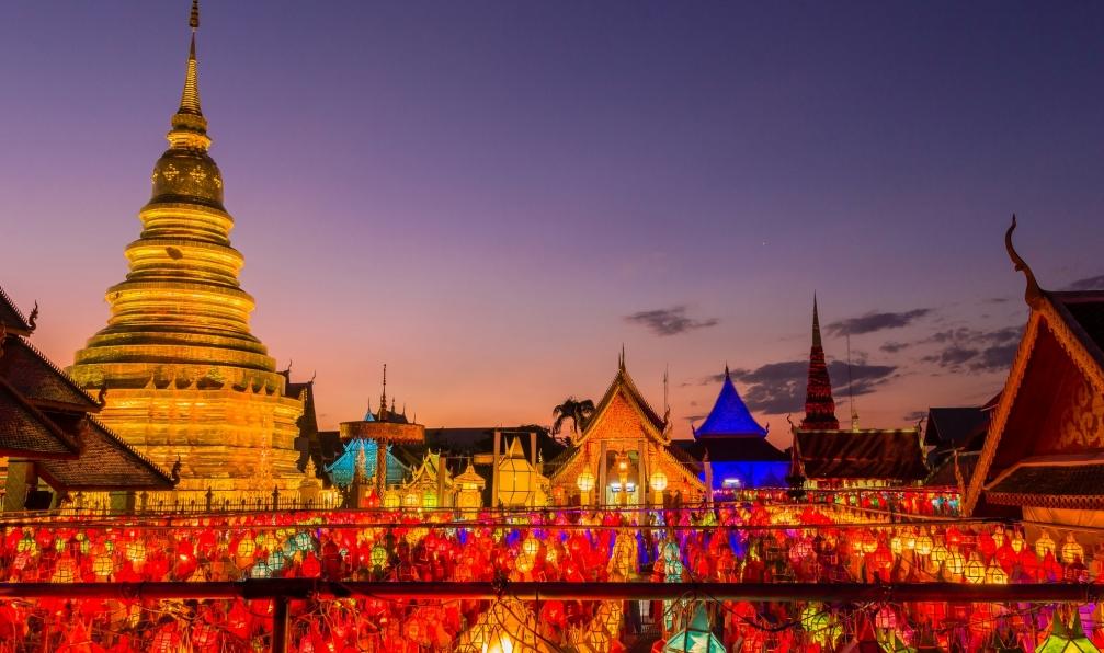 Image La thaïlande à vélo : un petit goût de paradis
