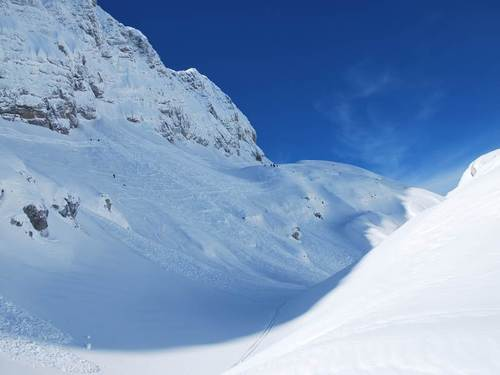 Image Ski de rando autour du triglav