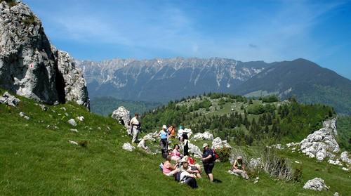 Image Les parcs naturels des carpates en itinérance