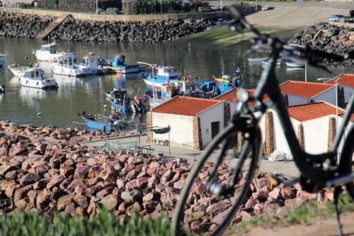 Image Rota vicentina, de l'alentejo à l'algarve à vélo