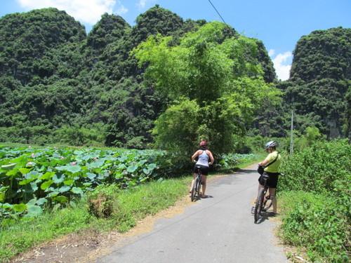 Image Les mystères du viêtnam à vélo
