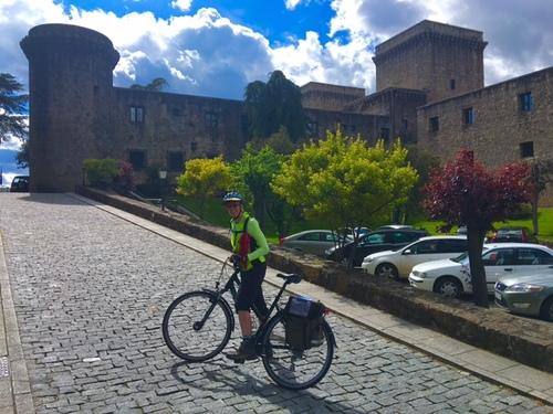 Image L'andalousie à vélo, de séville à cadix