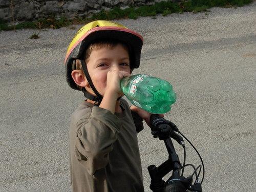 Image Le canal du midi à vélo en famille