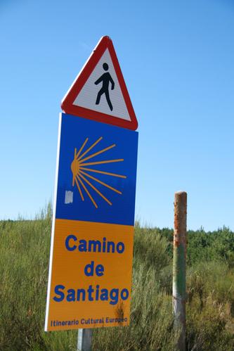 Image Le saint-jacques espagnol à vélo
