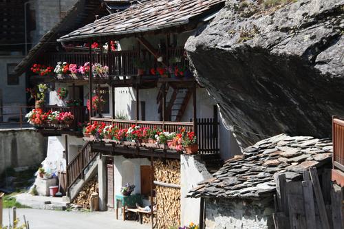 Image Le tour du mont-rose