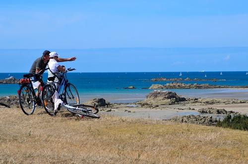 Image Belle-ile à pied et à vélo