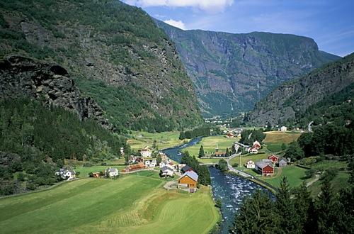 Image Les fjords du sud norvégien