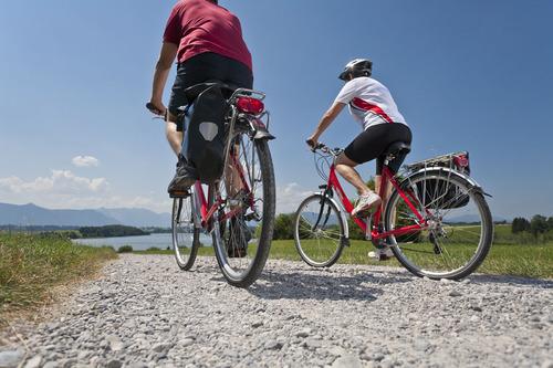 Image Lacs et trésors de bavière à vélo