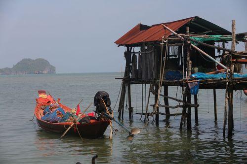 Image La thaïlande à vélo en liberté