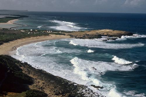 Image Karukera, l'île aux belles eaux