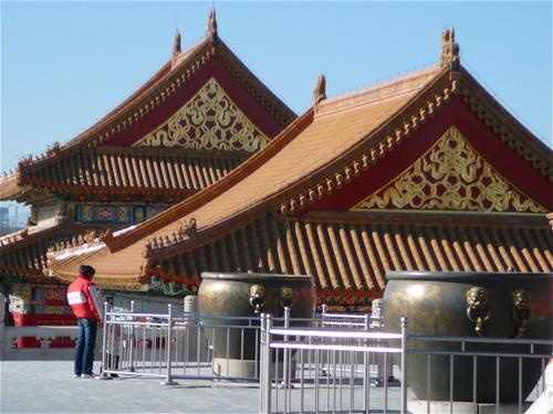 Image Pékin-lhassa, le train céleste