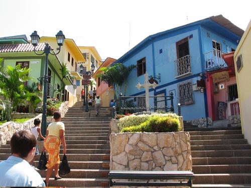 Image Le tour de l'equateur
