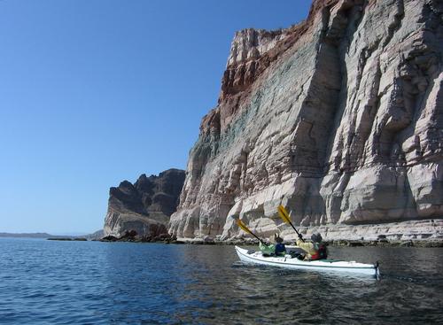 Image Rando-kayak en mer de cortés