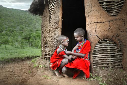 Image Masai mara et safaris kenyans
