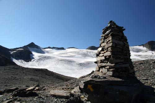 Image Objectif grand-paradis (4061 m)