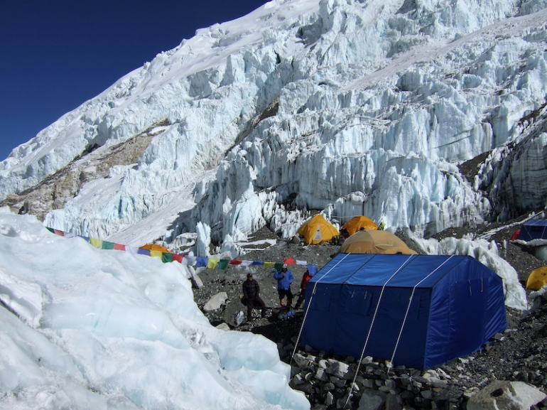 camp 2 everest