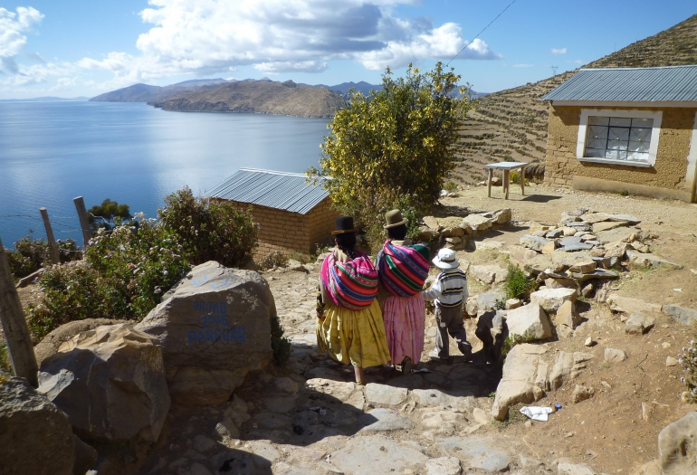 Bolivie - Titicaca