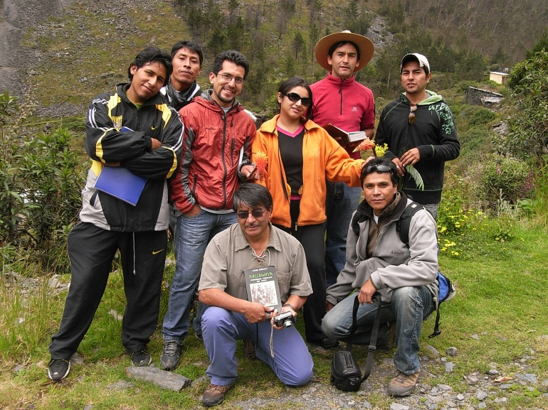 Bolivie - formation guides
