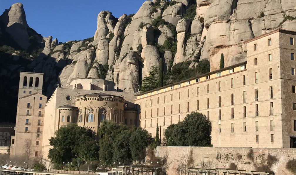 Image Réveillon dans les montagnes de barcelone