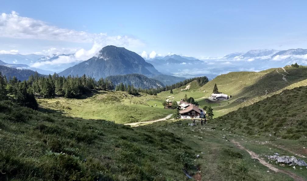 Image Tyrol : le tour de la chaîne de l'empereur