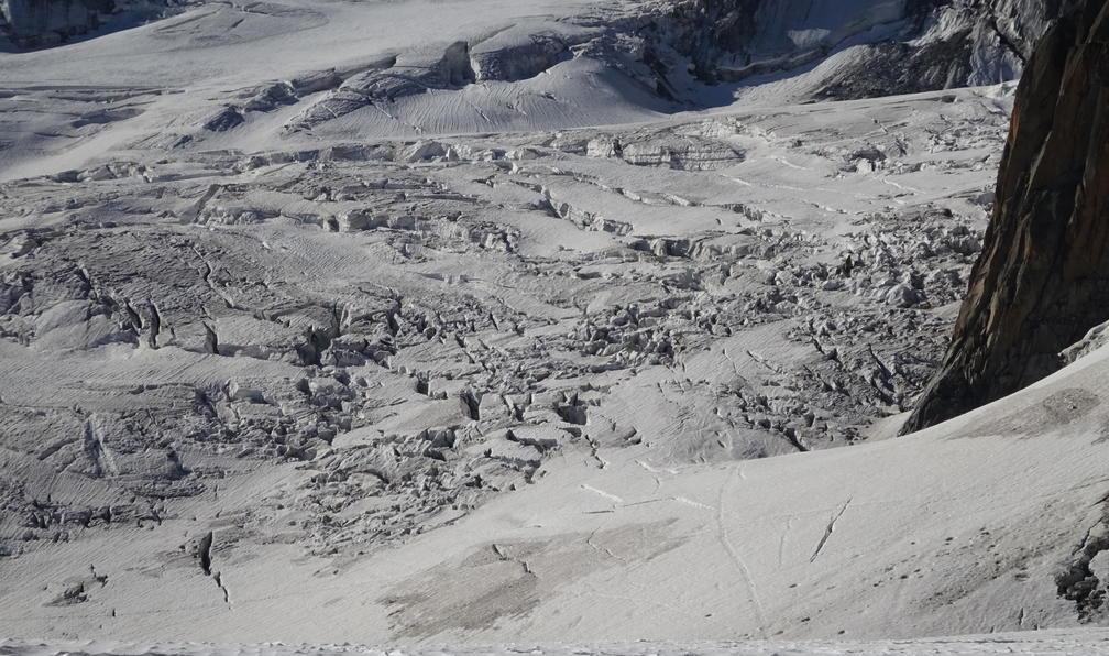 Image La haute route du mont-blanc