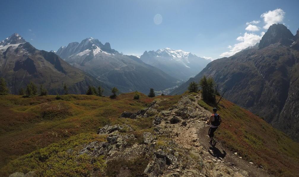 Image Le trail du mont-blanc en 4 jours
